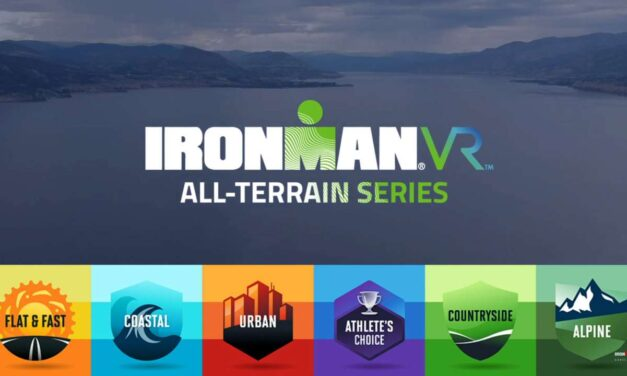 "Dall'Ironman Virtual Club in arrivo la serie ""Ironman VR All-Terrain"""