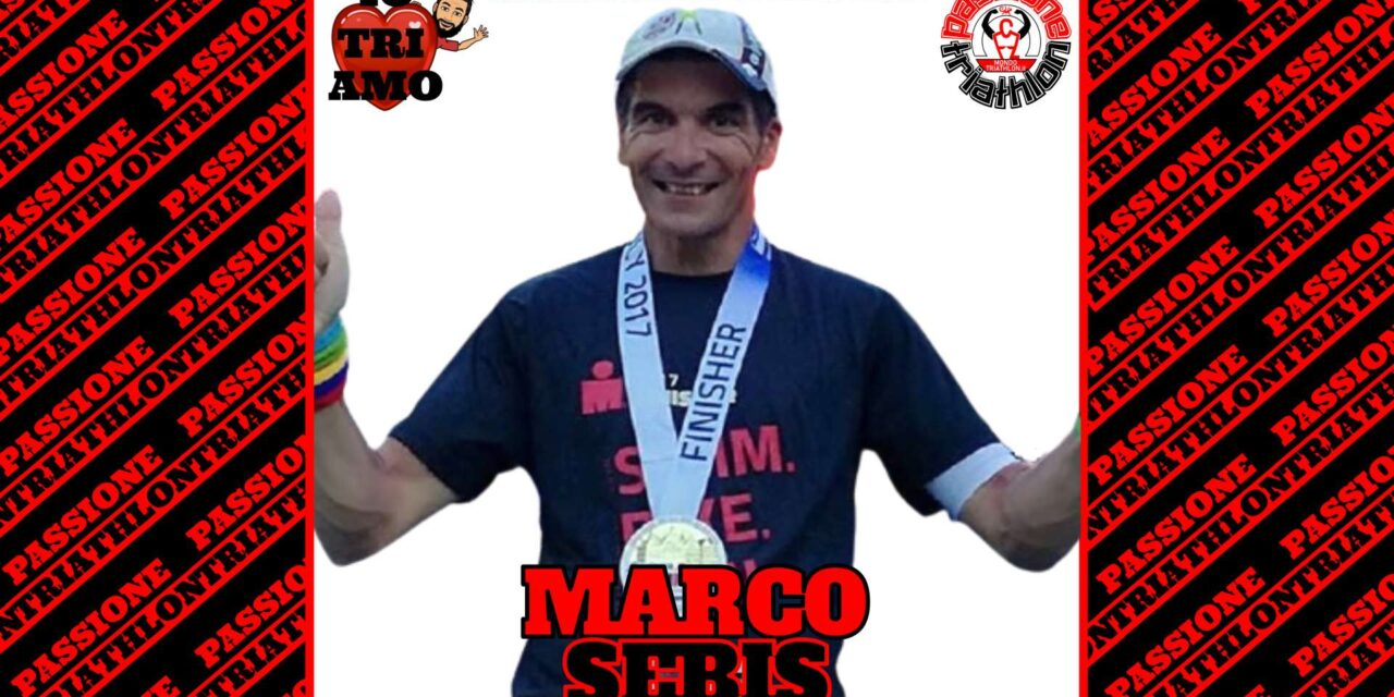 Marco Sebis – Passione Triathlon n° 119