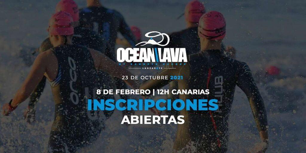 Ocean Lava Lanzarote 2021 apre le iscrizioni