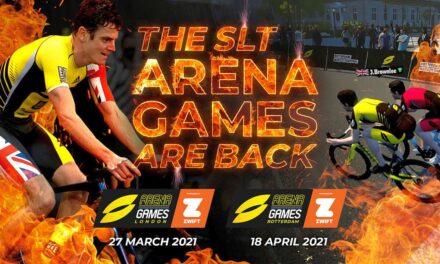 Super League Triathlon Arena raddoppia, Londra insieme a Rotterdam!