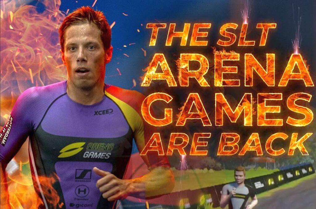 Arena Games Justus Nieschlag