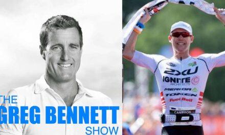 The Greg Bennett Show: intervistato il grande Cameron Brown!