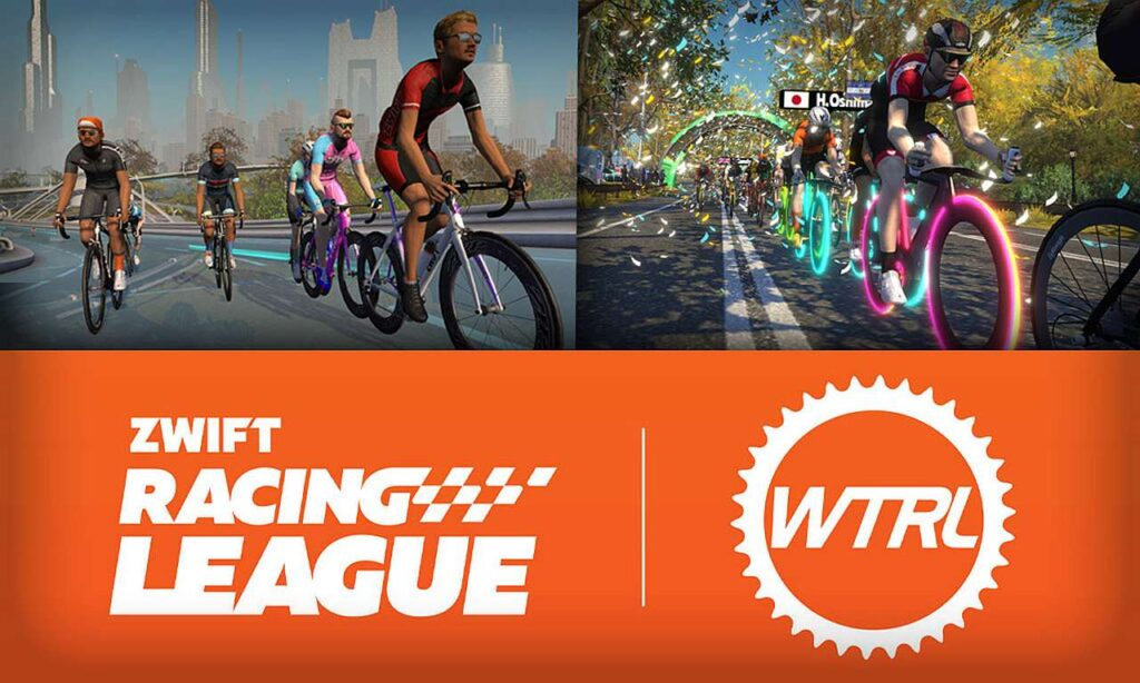Zwift Racing League