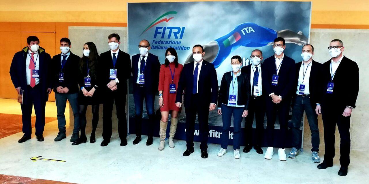 Elezioni Consiglio Nazionale Federazione Italiana Triathlon: Riccardo Giubilei nuovo Presidente