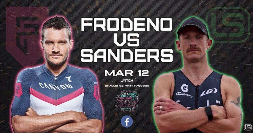 La sfida stellare tra Jan Frodeno e Lionel Sanders al Challenge Miami 2021