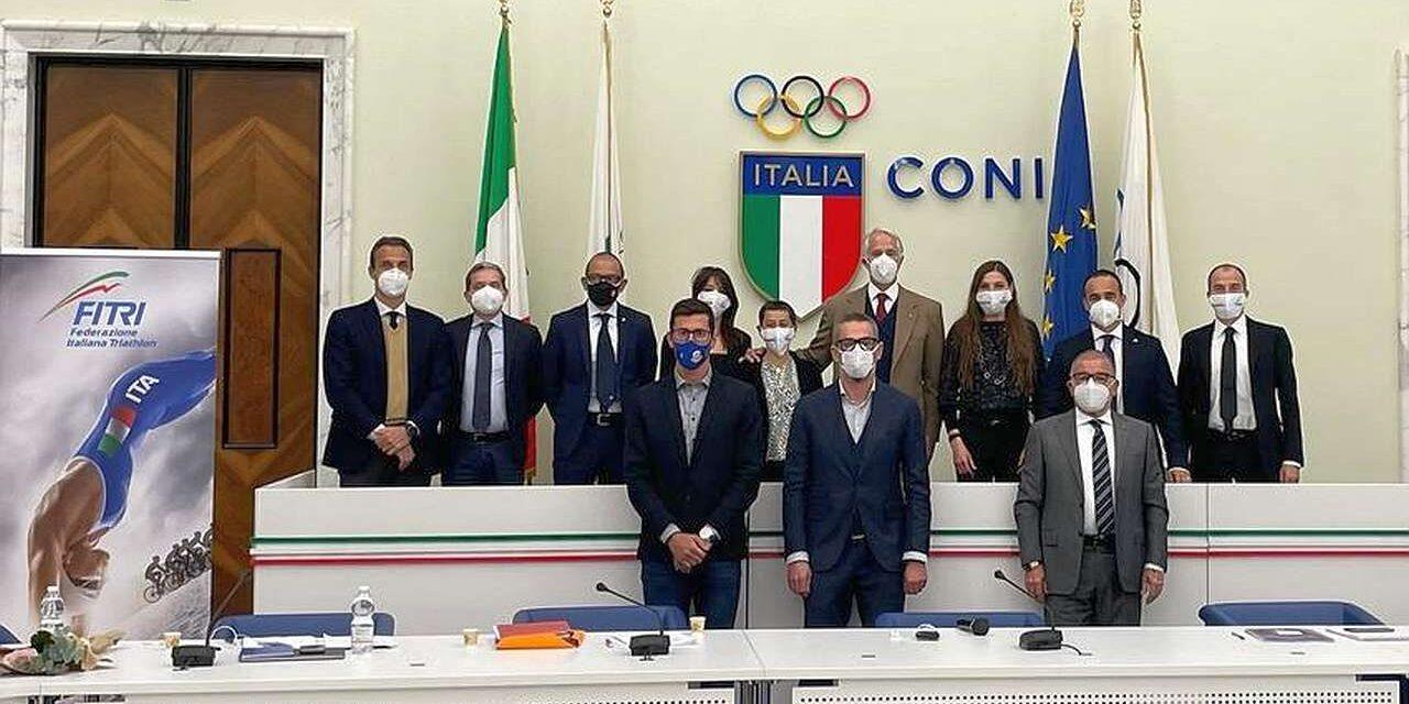 In diretta streaming il nuovo Consiglio della Federazione Italiana Triathlon!