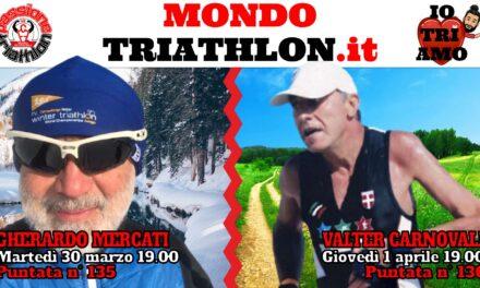 Passione Triathlon Protagonisti 30 marzo e 1 aprile 2021