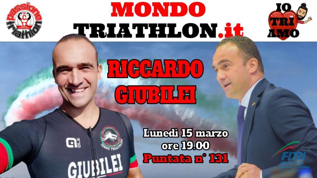 Passione Triathlon n° 131 Riccardo Giubilei