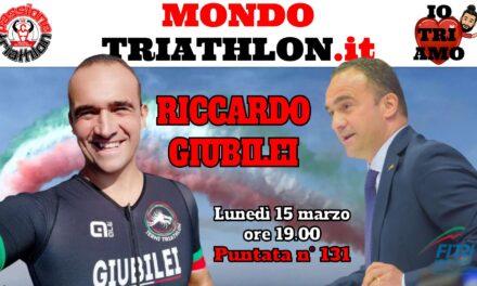 Riccardo Giubilei – Passione Triathlon n° 131