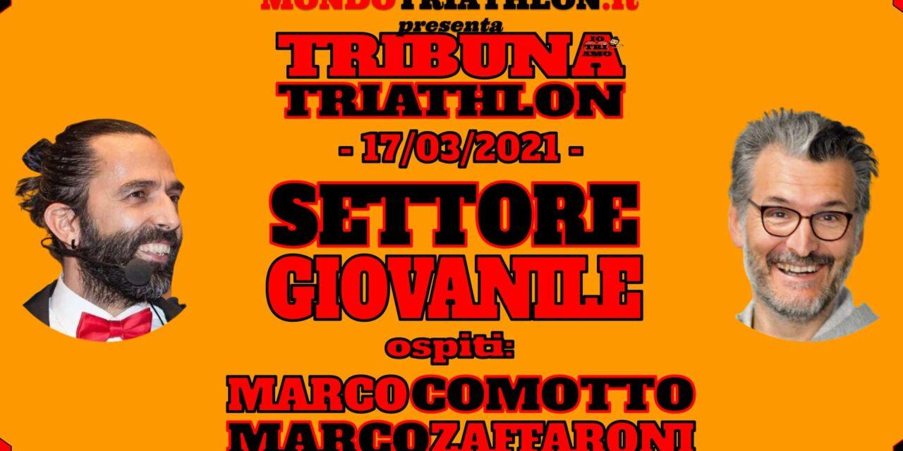 Tribuna Triathlon n° 3 – Settore giovanile