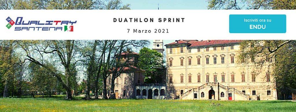 Duathlon Santena 2021