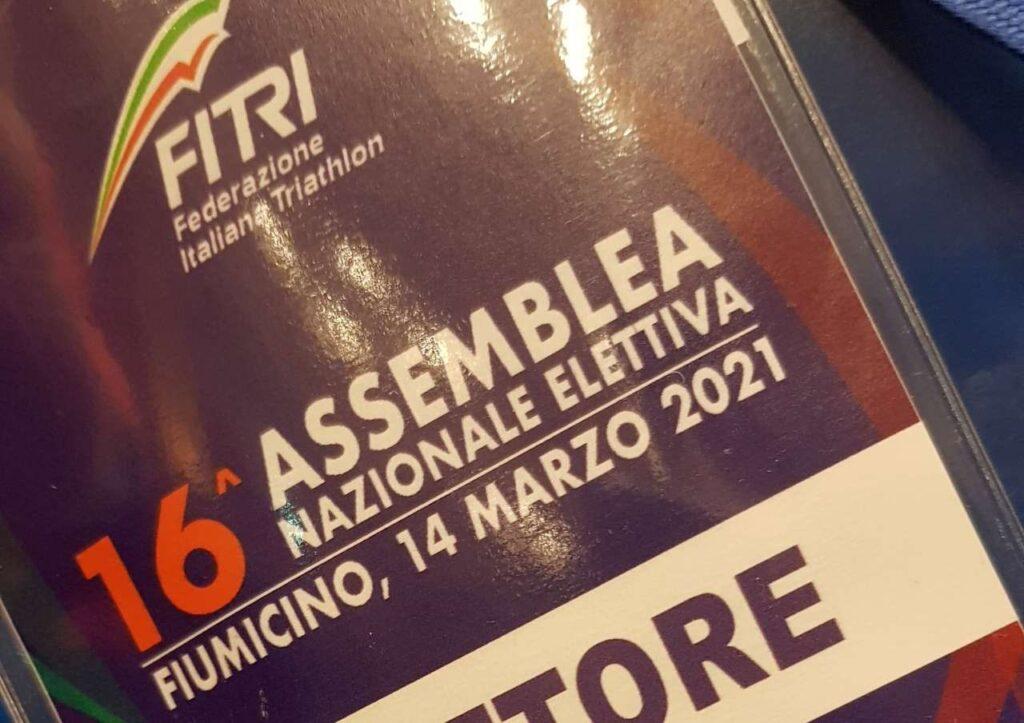 Elezioni FITri 14 marzo 2021