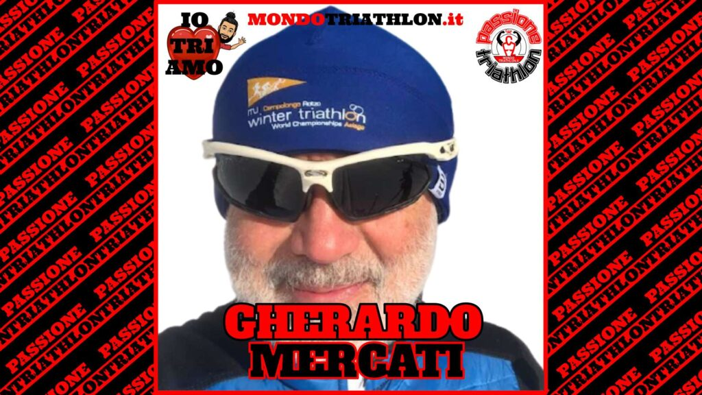 Gherardo Mercati Passione Triathlon n° 135