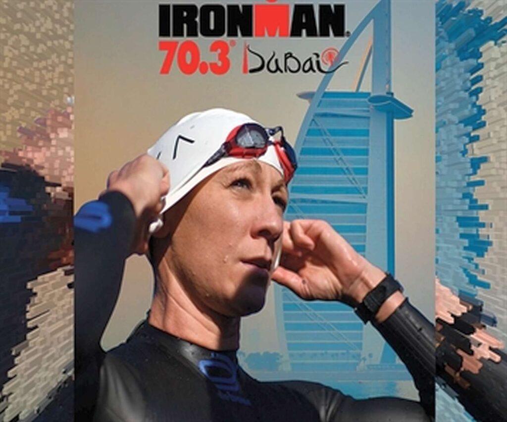 Daniela Ryf favorita dell'Ironman 70.3 Dubai 2021