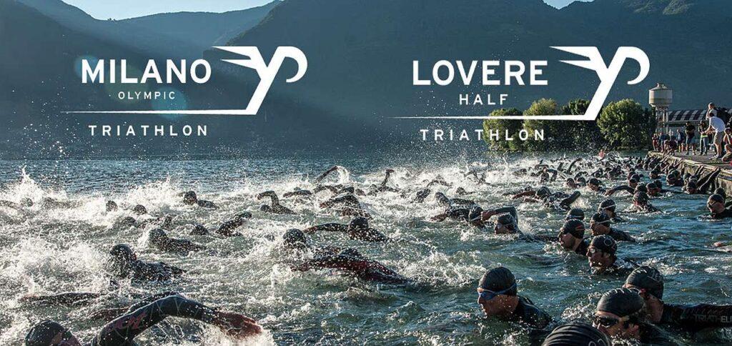 Follow Your Passion Triathlon Milano e Lovere 2021
