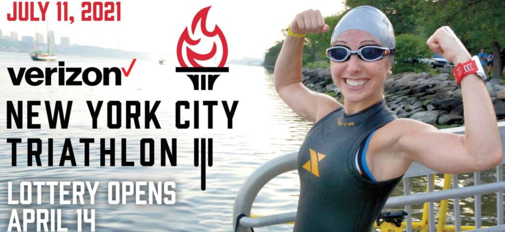 New York City Triathlon 2021