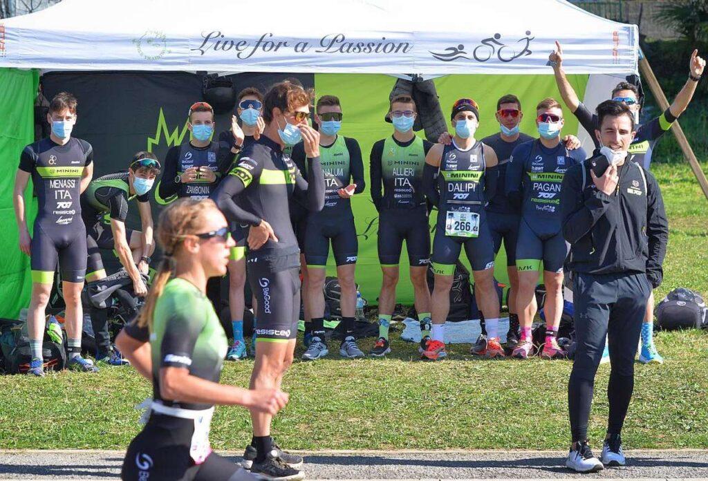 Giorgia Priarone 707 Triathlon Minini Team 2021