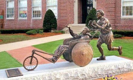 Addio Dick Hoyt, leggenda del triathlon!