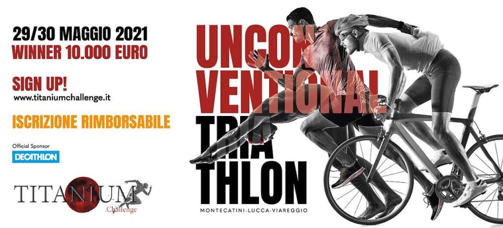 Titanium Challenge Unconventional Triathlon