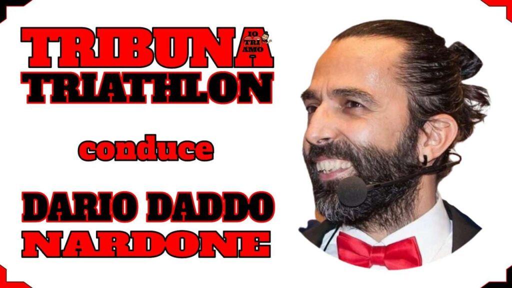 Tribuna Triathlon Dario Daddo Nardone