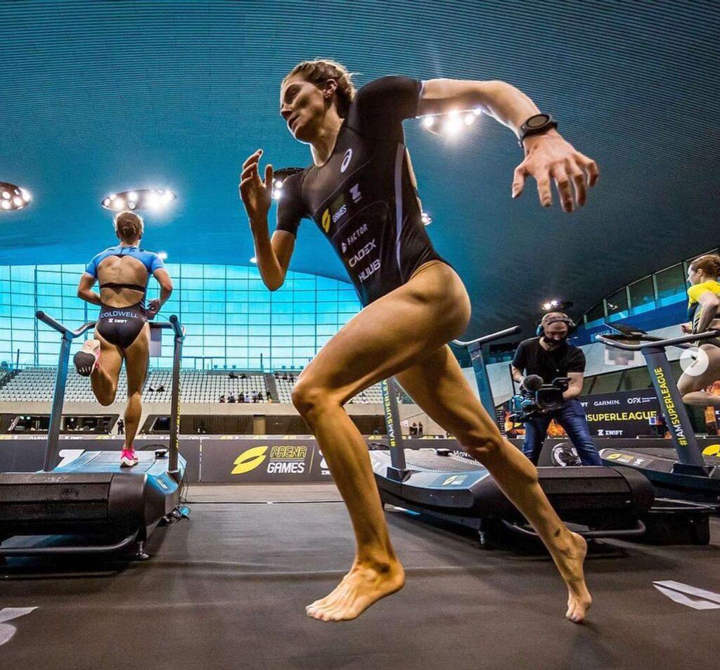 Beth Potter vince l'SLT Arena Games London 2021