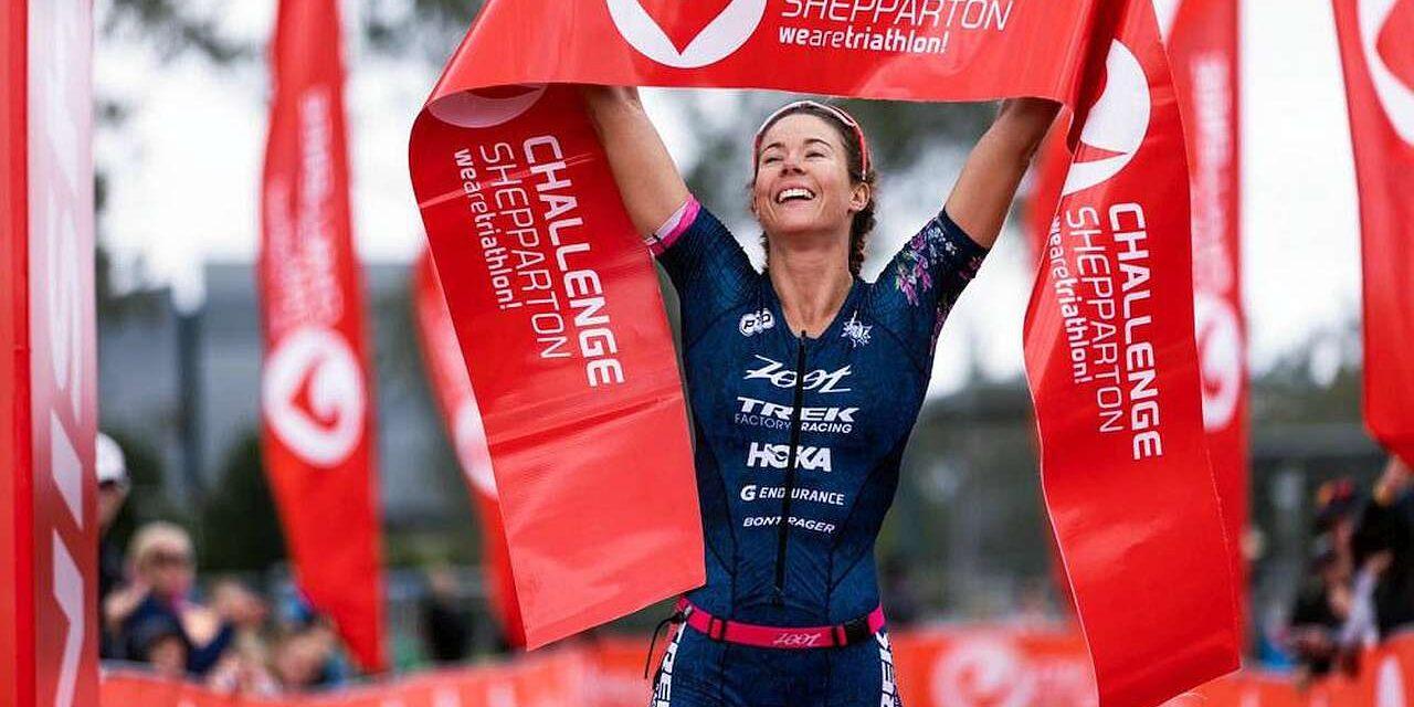 Ellie Salthouse domina il Challenge Shepparton, tra gli uomini la spunta Max Neumann