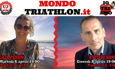 Passione Triathlon Protagonisti 6 e 8 aprile 2021
