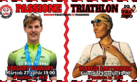 Passione Triathlon Protagonisti 27 e 29 aprile 2021