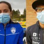 Elena Petrini e Riccardo Ridolfi vincono il Duathlon Città di Foligno