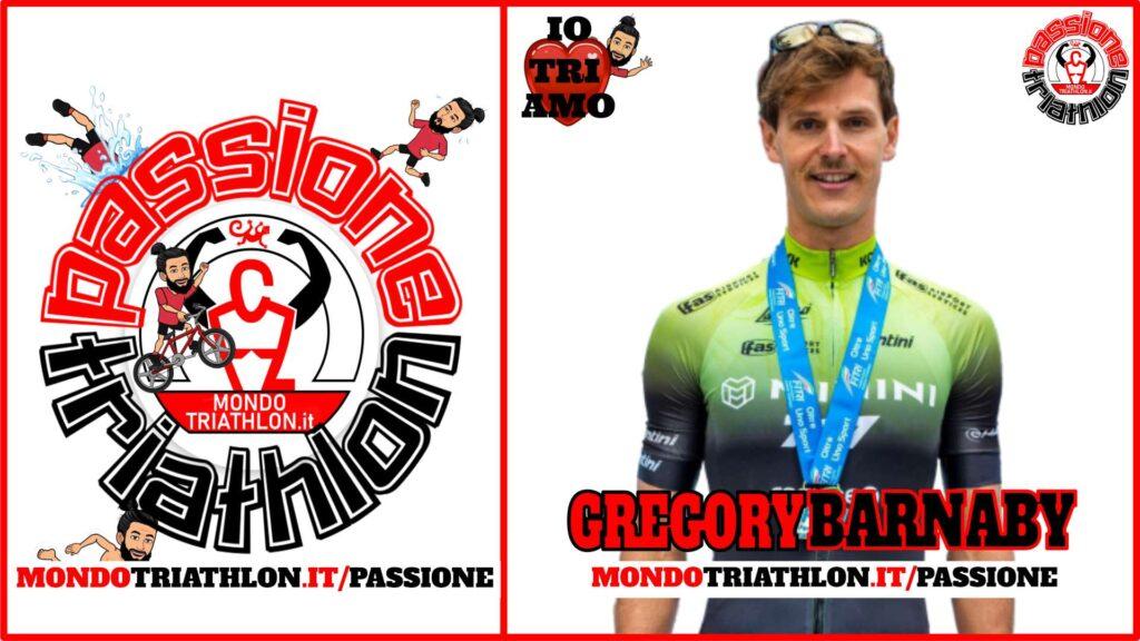 Gregory Barnaby Passione Triathlon n° 143