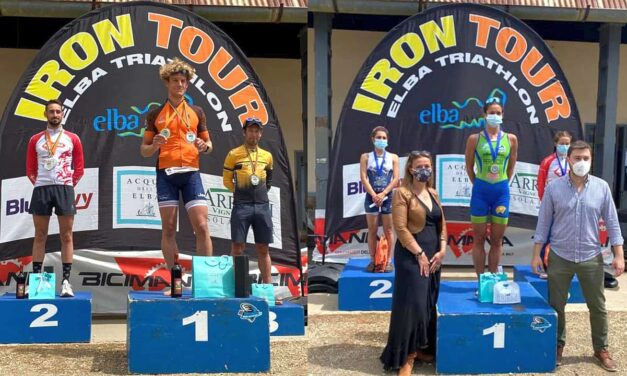Video racconto Iron Tour Cross Triathlon Isola d'Elba: una festa ben riuscita!
