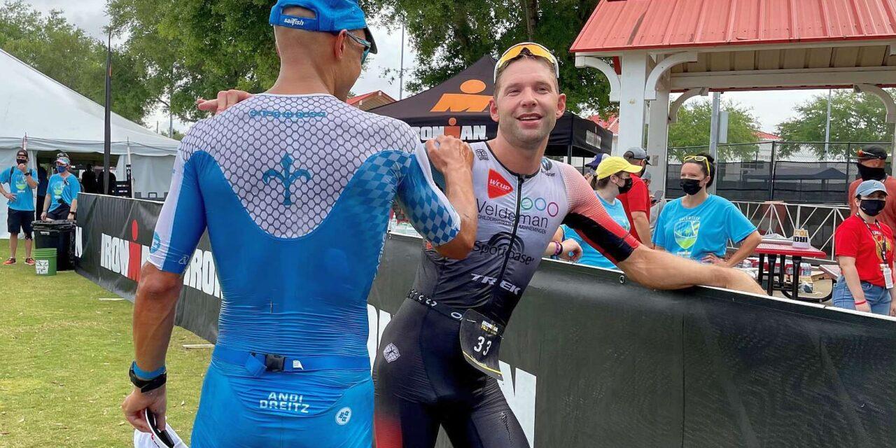 Emma Pallant e Bart Aernouts volano all'Ironman 70.3 Florida