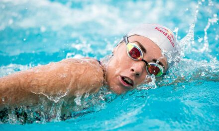 L'ironwoman Lucy Charles cerca il pass le Olimpiadi di Tokyo nei 1.500 di nuoto!