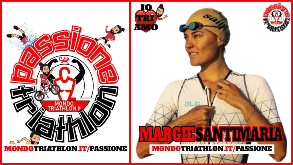 Margie Santimaria Passione Triathlon n° 144