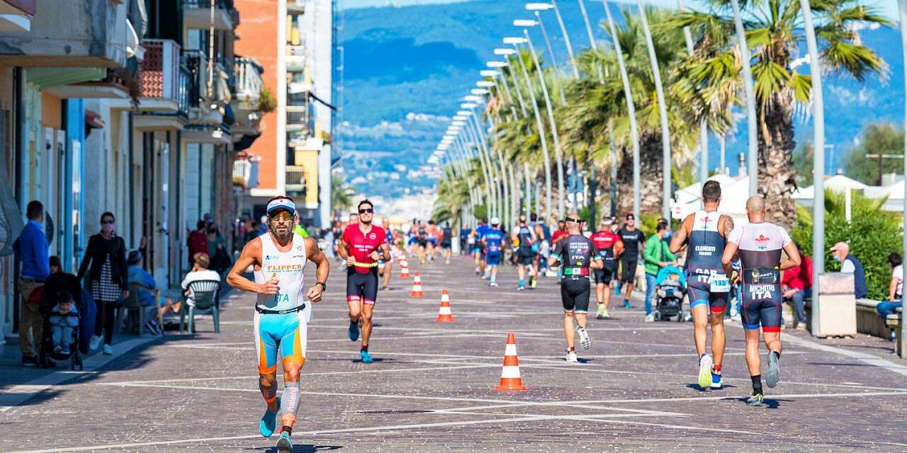 Ultime ore per iscriversi al primo Triathlon Olimpico del 2021 a Porto Recanati!