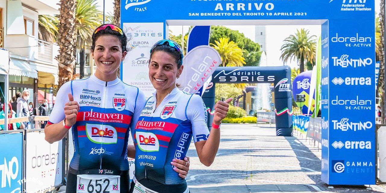 Tutti i vincitori del Campionato Italiani di Duathlon e Paraduathlon di San Benedetto del Tronto