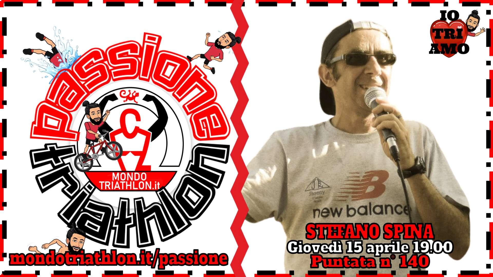 Stefano Spina – Passione Triathlon n° 140