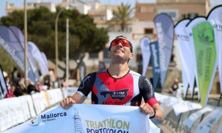 La cronaca del Triathlon Portocolom 2021