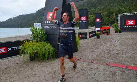 Samantha Kingsford e Sam Osborne vincono l'XTERRA Rotorua