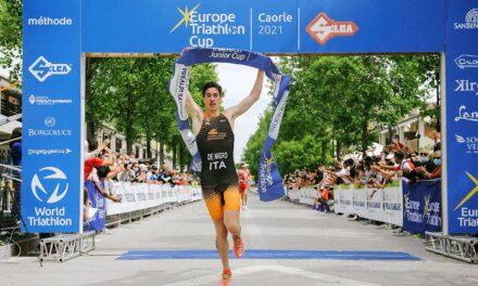 Il video racconto della Coppa Europa Elite, Junior e del Triathlon di Caorle