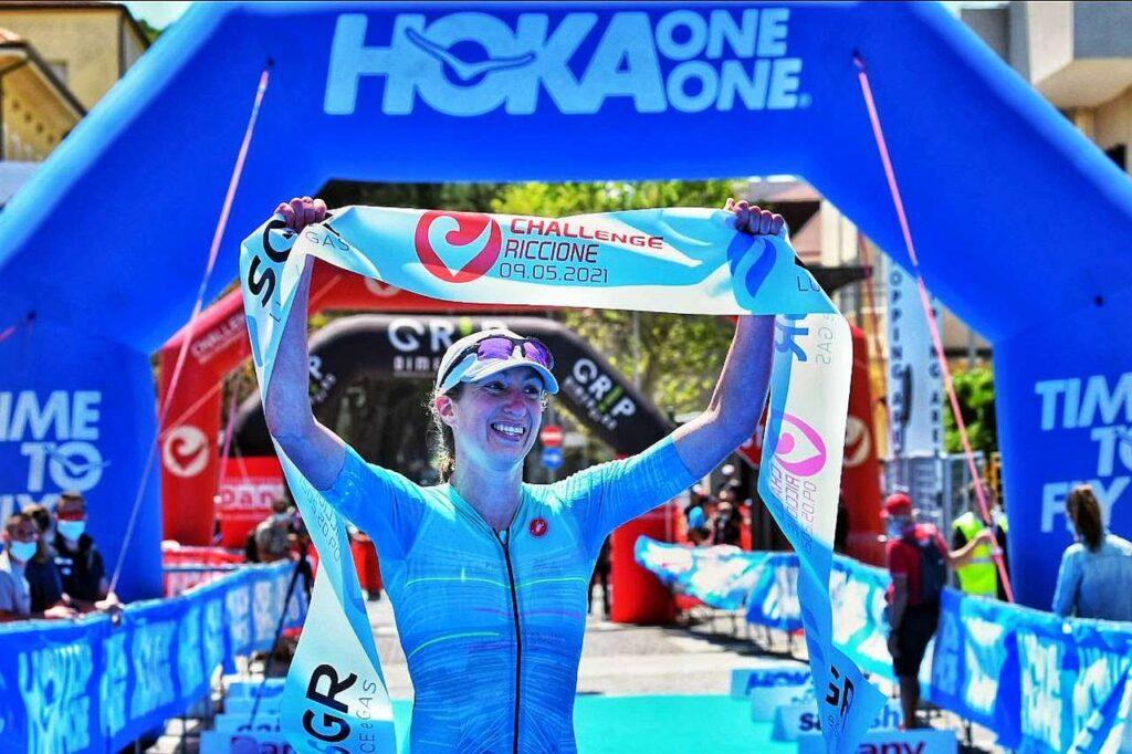 L'olandese Sarissa De Vries vince il Challenge Riccione 2021