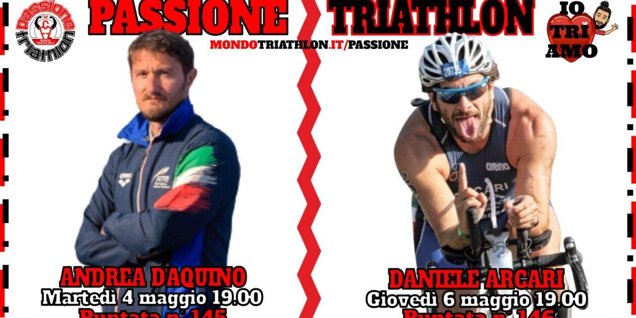 Passione Triathlon Protagonisti 4 e 6 maggio 2021