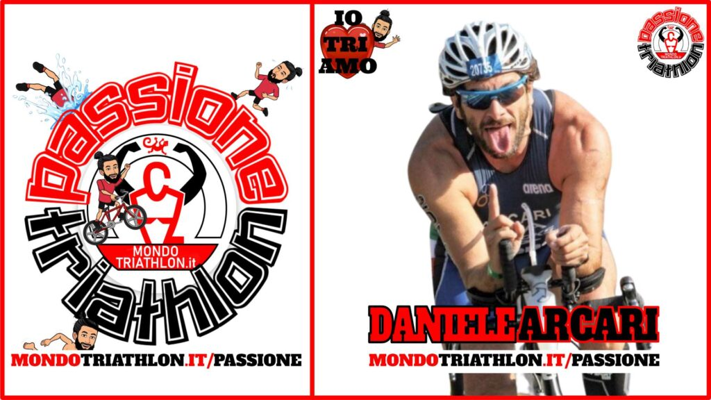 Daniele Arcari Passione Triathlon n° 146