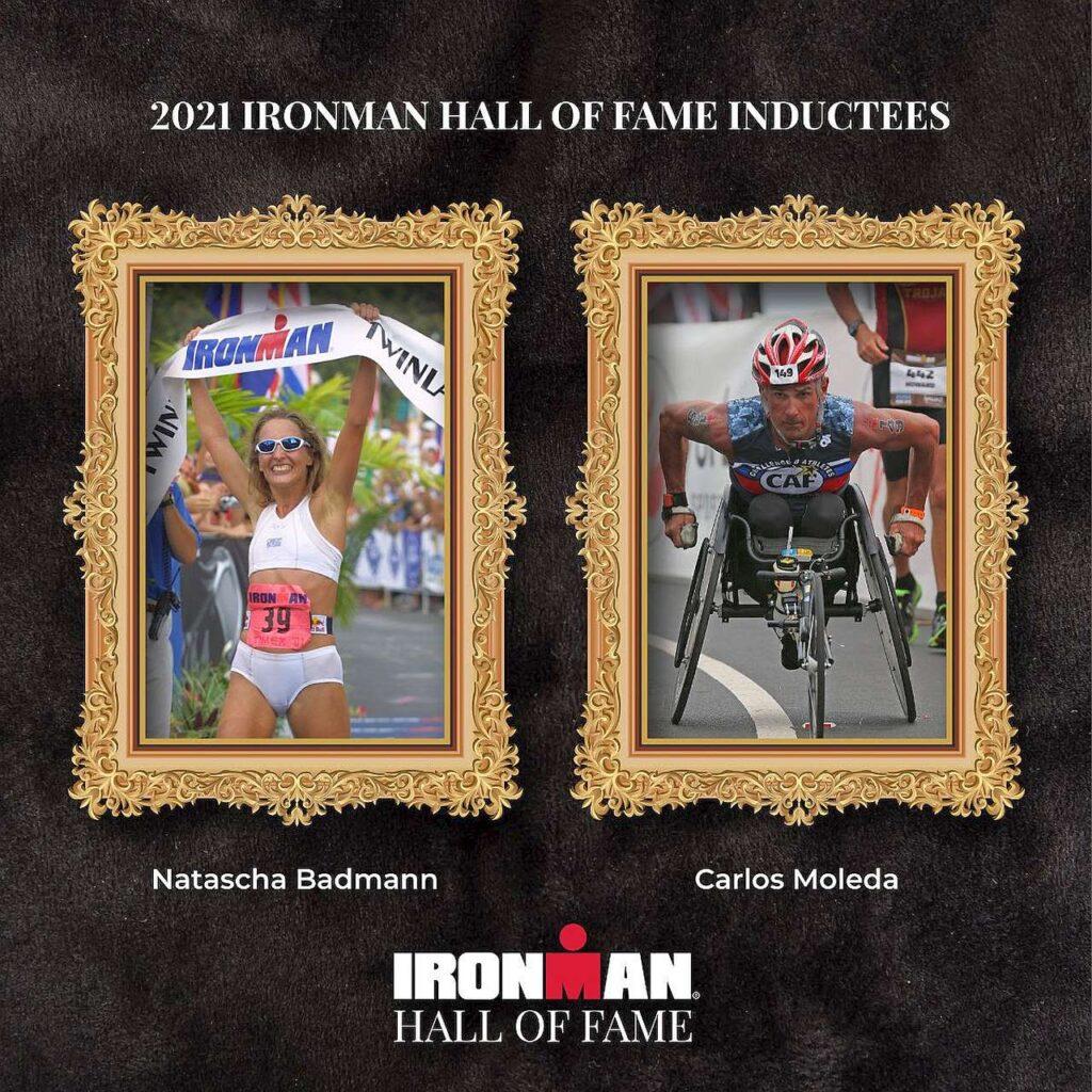 Ironman Hall of Fame: nel 2021 entrano Natascha Badmann e Carlos Moleda