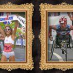 Natascha Badmann e Carlos Moleda nella Hall of Fame di Ironman!
