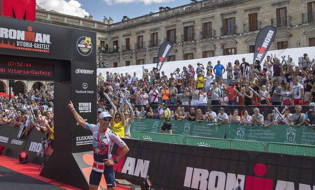 Ironman Vitoria Gasteiz