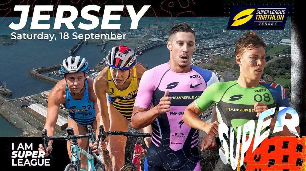 Super League Triathlon Championship Series 2021 Jersey