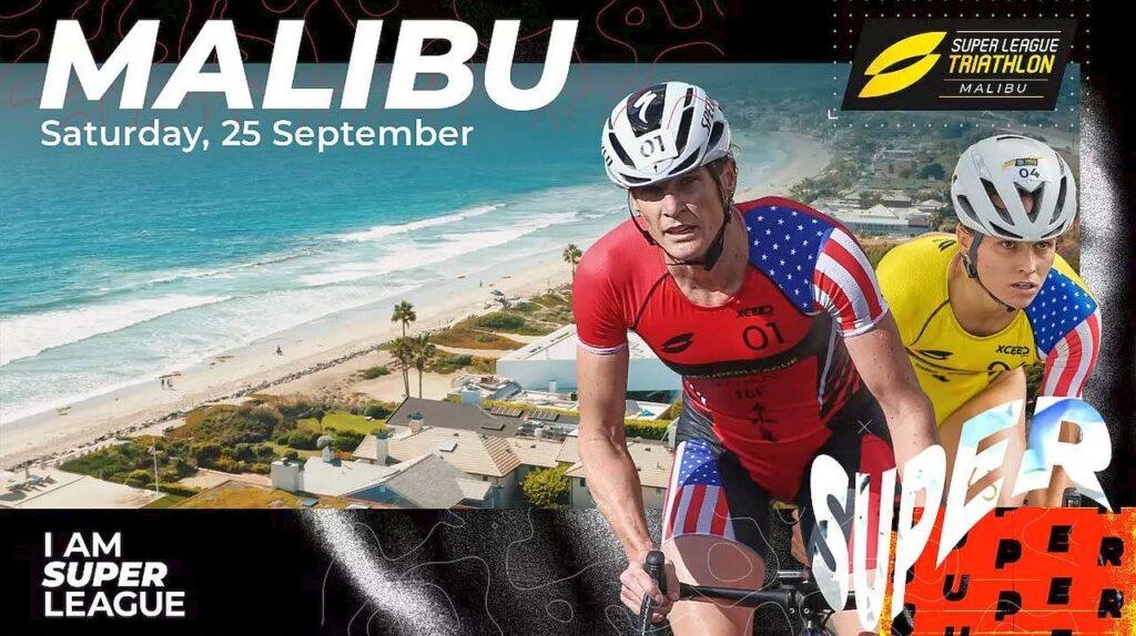 Super League Triathlon Championship Series 2021 Malibu