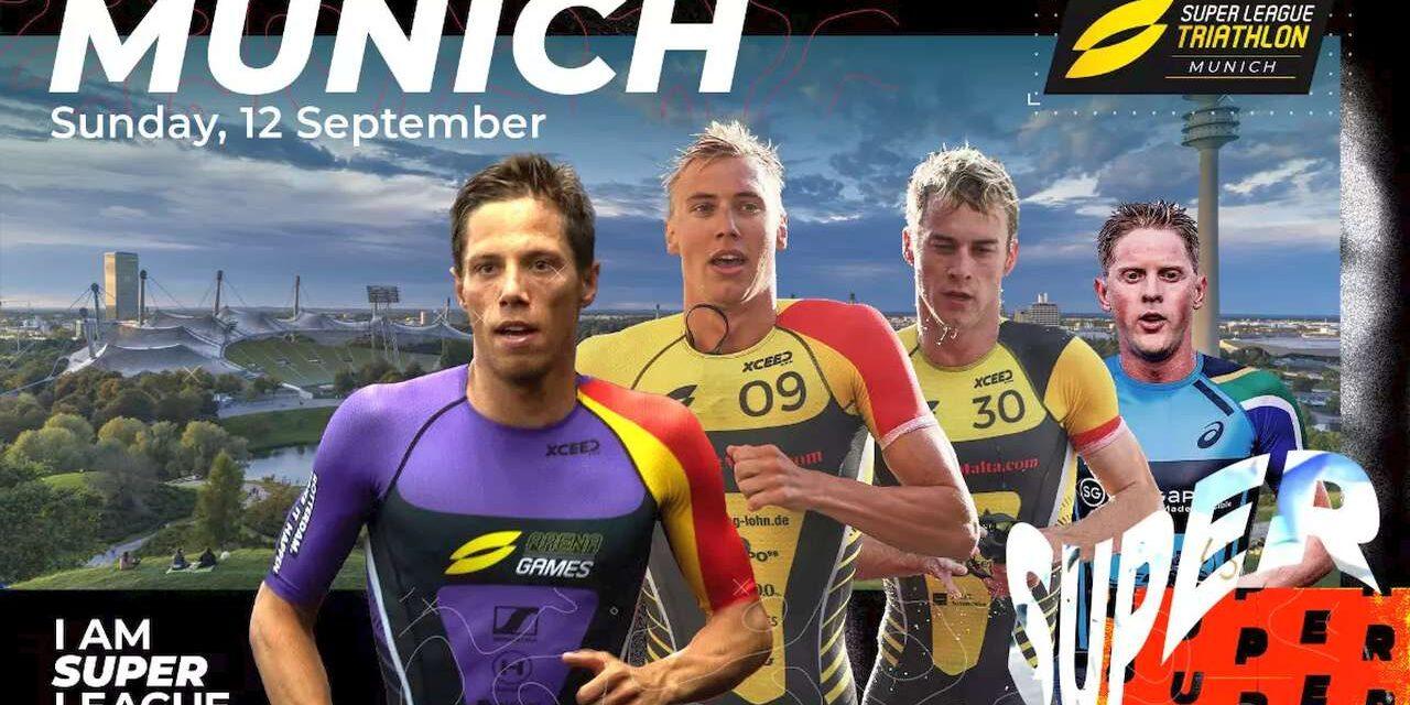 Le 4 nuove tappe della Super League Triathlon Championship Series: London, Munich, Jersey, Malibu!