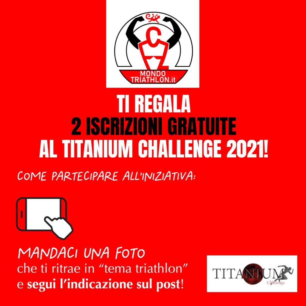 Titanium Challenge Daddo